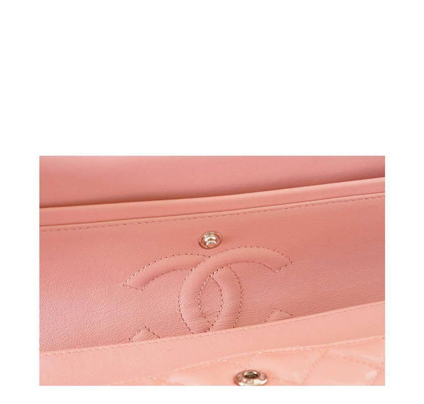 Chanel Cruise Bag Pink New Logo