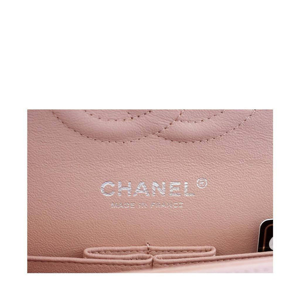 Chanel Cruise Bag Pink New Stamp