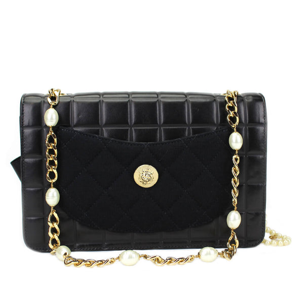 Chanel Mixed Icons 2.55 Bag Limited Edition Used Back