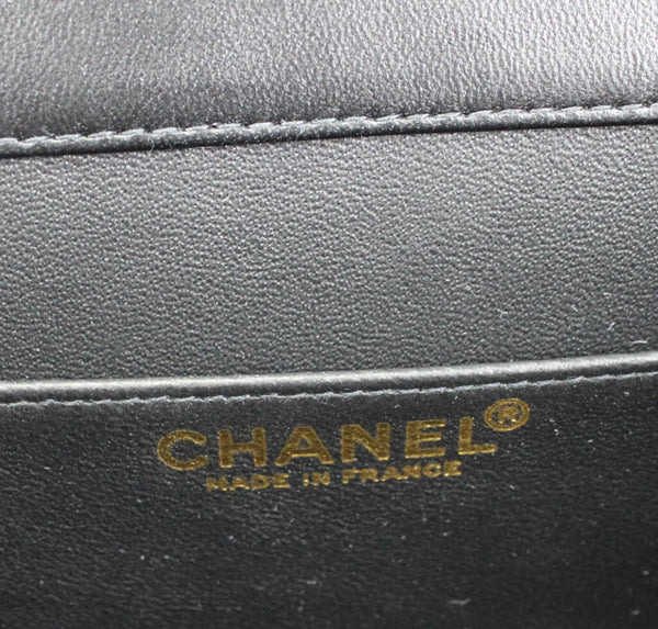 Chanel Mixed Icons 2.55 Bag Limited Edition Used Embossing