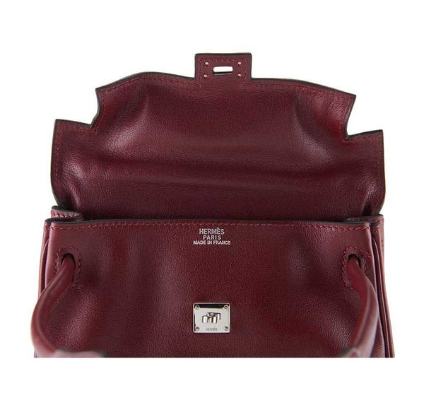 hermes kelly idole rouge limited edition new embossing