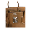 Hermes Birkin 35 Bag Gold Togo Palladium very good embossing