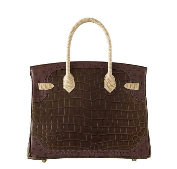 Hermes Birkin 30 Grand Marriage New Back