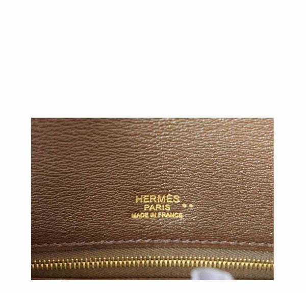 Hermes Birkin 30 Grand Marriage New Embossing