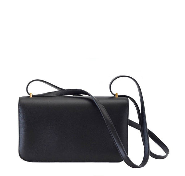 Hermes Constance Elan Black New Back
