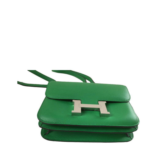 Hermes Constance Mini Bamboo New Bottom