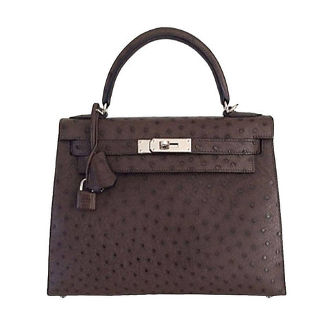Hermes Kelly Sellier Palladium Hardware