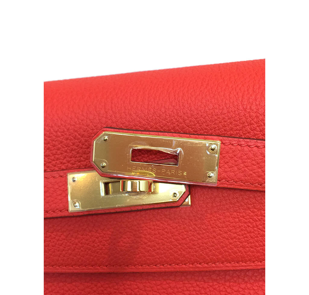 451f06d163e1 ... Hermes Kelly 32 Capucine New Engraving ...