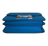 Hermes Constance 24 Bleu Zanzibar Swift palladium hardware pristine bottom