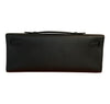Hermes Kelly Cut Noir Swift gold hardware pristine back