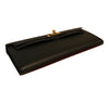 Hermes Kelly Cut Noir Swift gold hardware pristine bottom