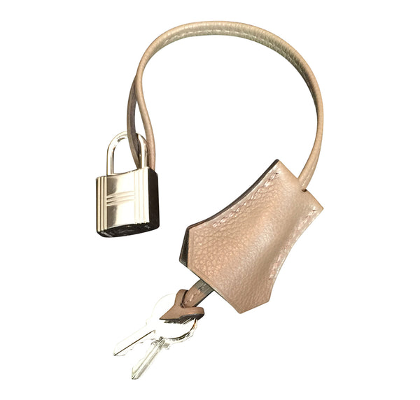 Hermes Kelly Retourne 32 Veau Evercolor Origan PHW Excellent Lock Keys Clochette