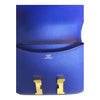 Hermes Constance Mini 18 Bleu Electrique Swift gold hardware excellent stamp