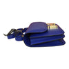 Hermes Constance Mini 18 Bleu Electrique Swift gold hardware excellent side