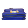 Hermes Constance Mini 18 Bleu Electrique Swift gold hardware excellent bottom