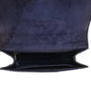 Hermes Constance 24 Vintage Navy Suede gold very good interior