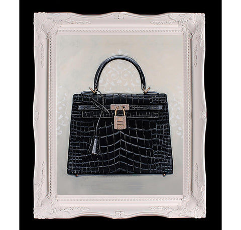 Limited Edition Timeless Hermes Kelly Giclée