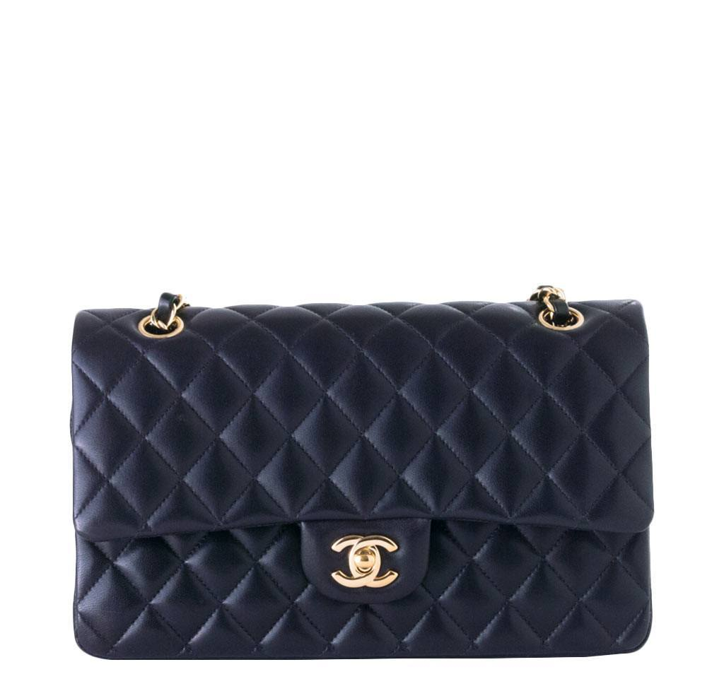 7b36caf8b692 Chanel Boy Flap Bag Black - Gold Hardware | Baghunter