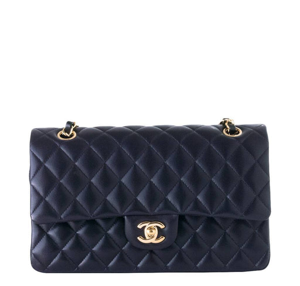 Chanel Calf Boy Bag Black