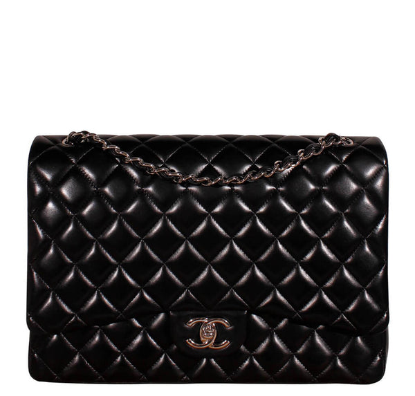 Chanel Maxi Jumbo XL Double Flap