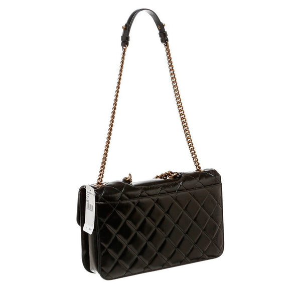 Chanel Medium Perfect Edge Black New back