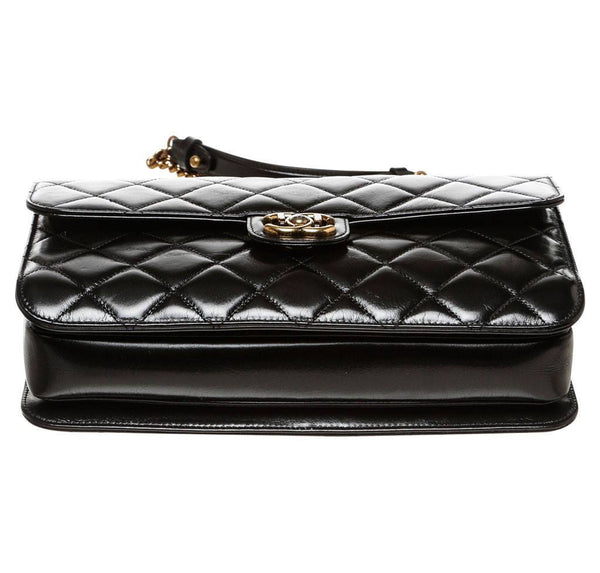 Chanel Medium Perfect Edge Black New bottom