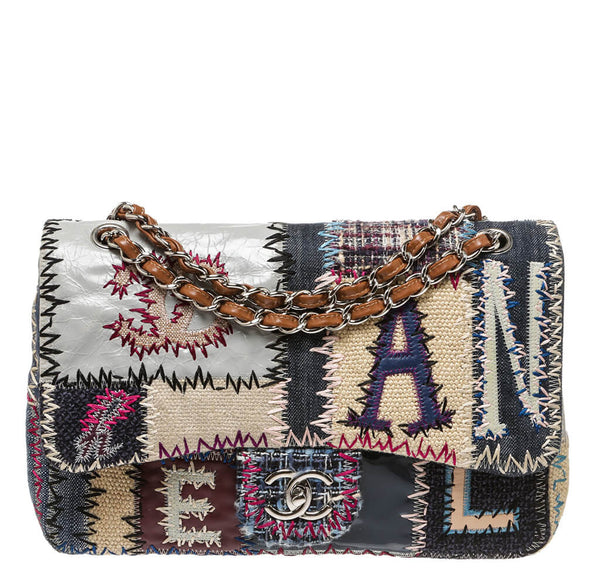 Chanel Flap Bag Limited Edition Patchwork