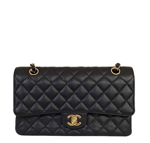 Chanel Black Medium Flap Bag