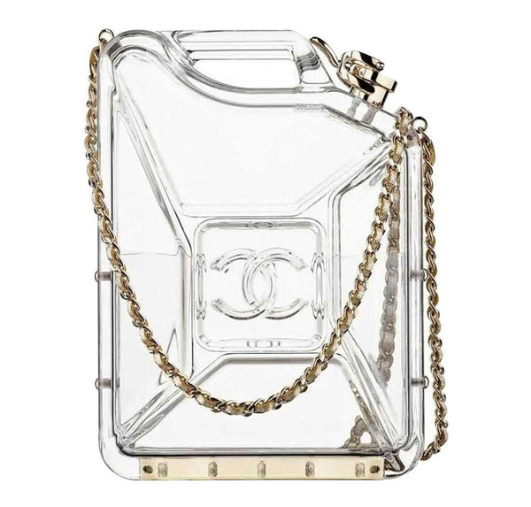 Chanel Jerry Can Bag Runway