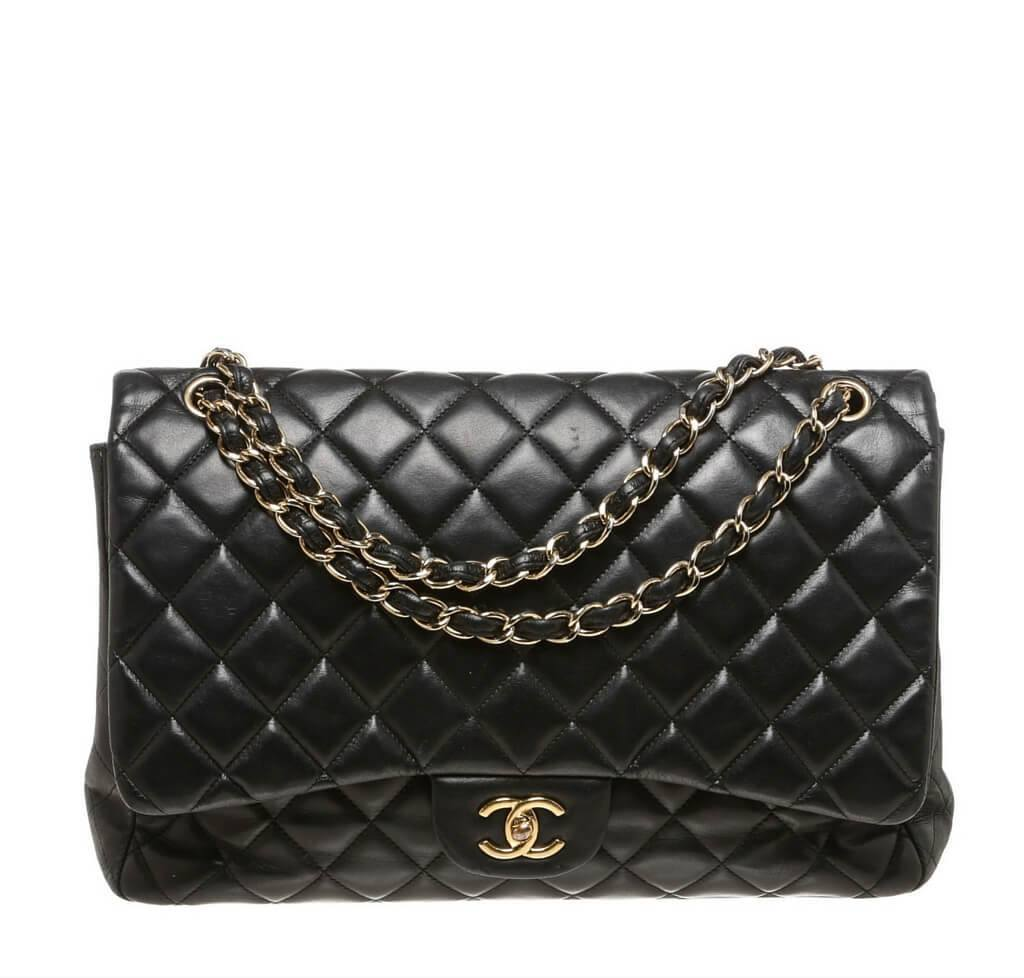 brand market inc global purpose store used item chains shoulder rakuten matelasse en bag black leather chanel