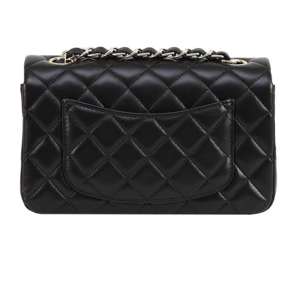 Chanel Mini Shoulder Bag Black GHW