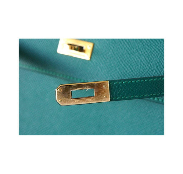 hermes kelly sellier 28 malachite new engraving