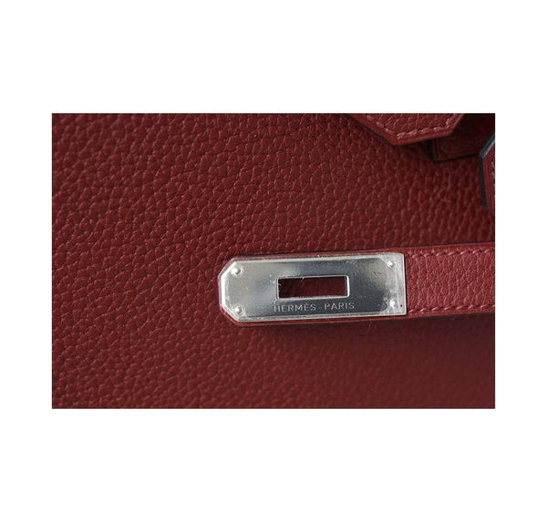 Hermes Birkin 30 Rouge H new engraving
