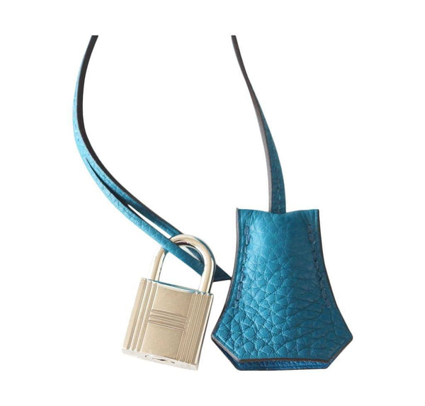 Hermes Kelly Mou 32 Blue Izmir new lock