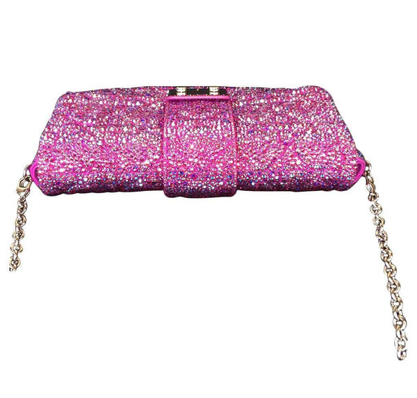 dior crystal swarovski bag top