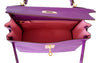 Hermès Kelly HSS 28 Two-Tone Anemone Rose Confetti brushed gold pristine interior