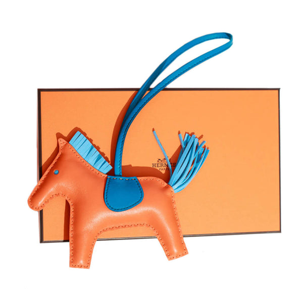 Hermes Rodeo Horse MM Bag Charm