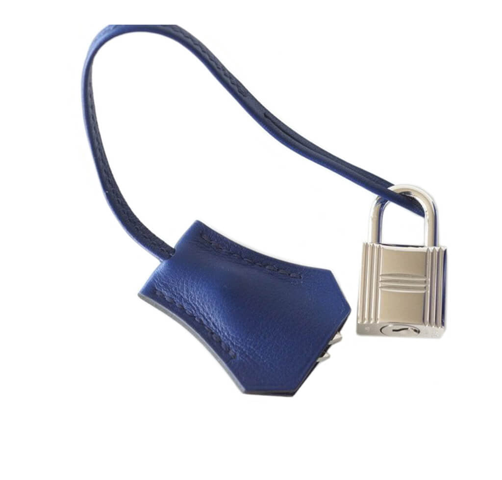 kelly bag hermes - Hermes Birkin 25 Bleu Saphir Bag - Swift Leather Palladium ...