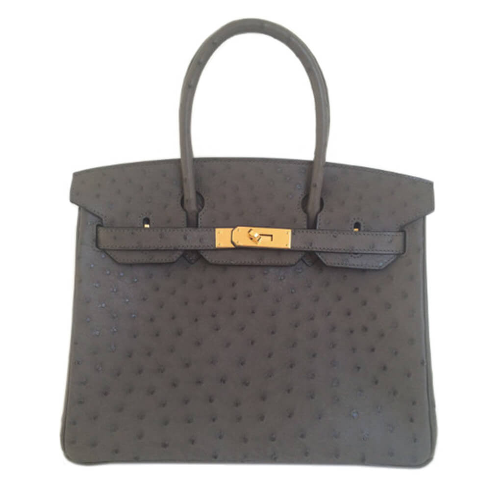 0aa44051203 ... where to buy hermes birkin 30 ostrich graphite bag e86b6 bd0c8