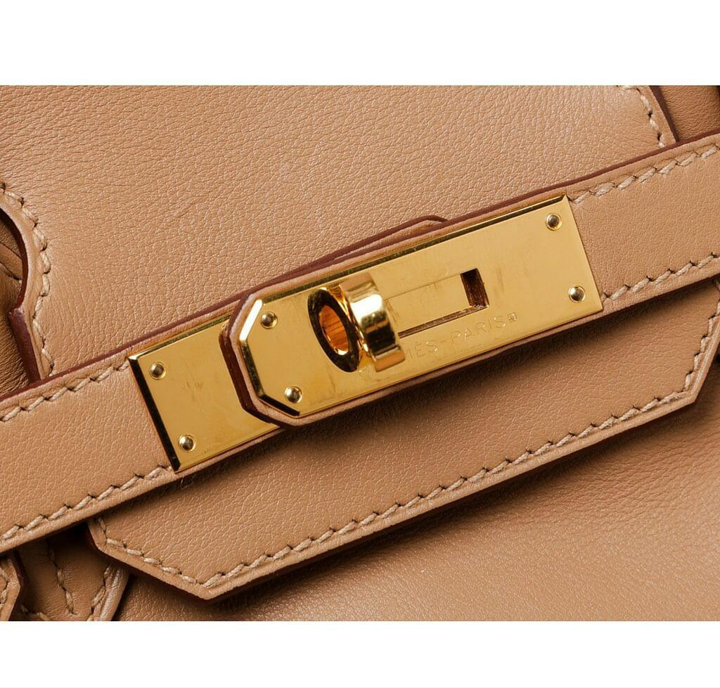 9684b5a283c89 Hermès Birkin 30 Tan - Swift Leather Gold Hardware