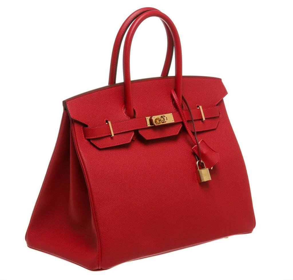 d6a8bfbc9d74 Hermes Birkin 35 Rouge Casaque Bag hermes birkin 35 rouge casaque new side  ...