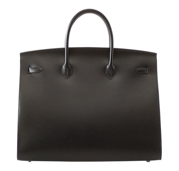 hermes birkin sellier 40 black limited edition new back