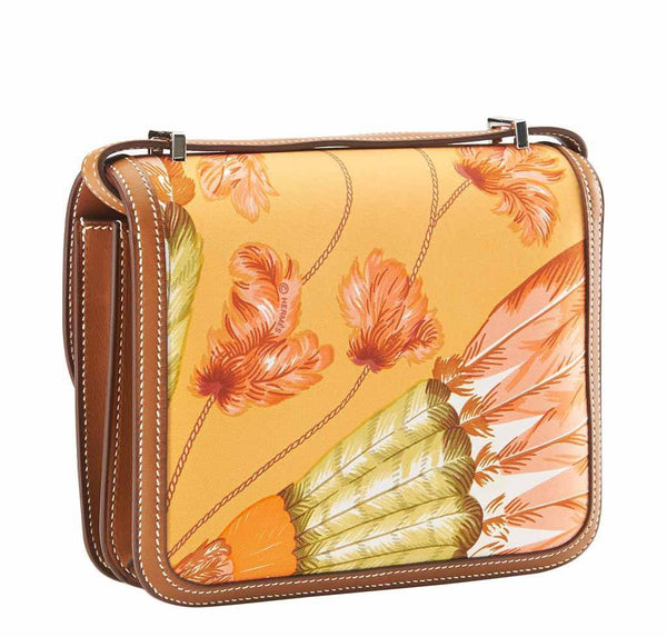 hermes constance mini brasil mangue limited edition new side back