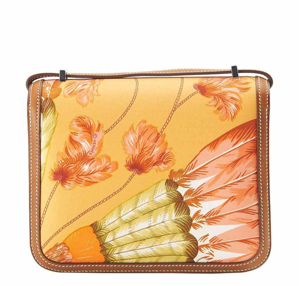 hermes constance mini brasil mangue limited edition new back