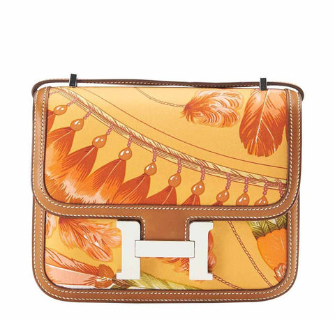 Hermes Constance Mini Brasil Mangue Bag