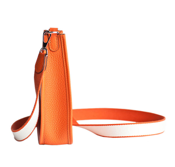 Hermes Evelyne Mini Bag TPM Orange