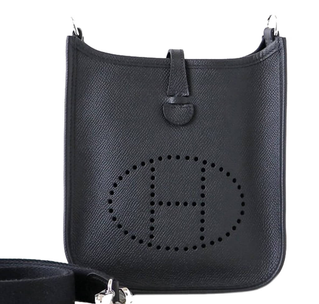 Hermes Small Black Bag