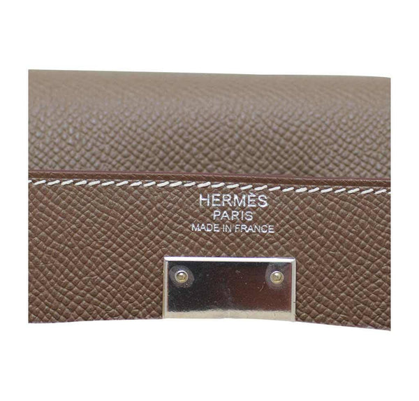 hermes kelly 32 etoupe new embossing