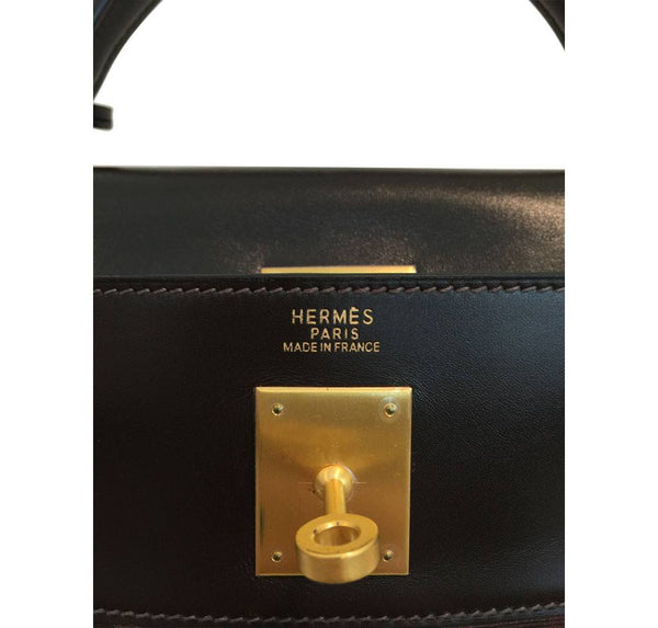 hermes kelly 32 multi color limited edition used embossing