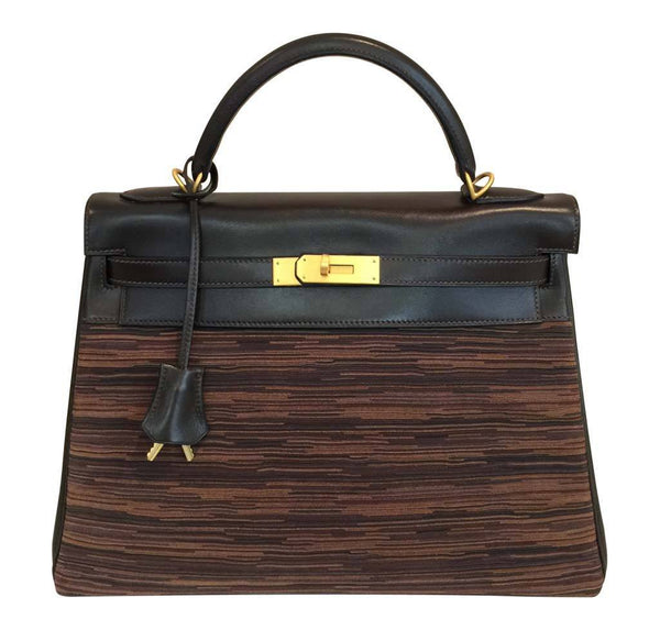Hermes Kelly 32 Bag Vibrato